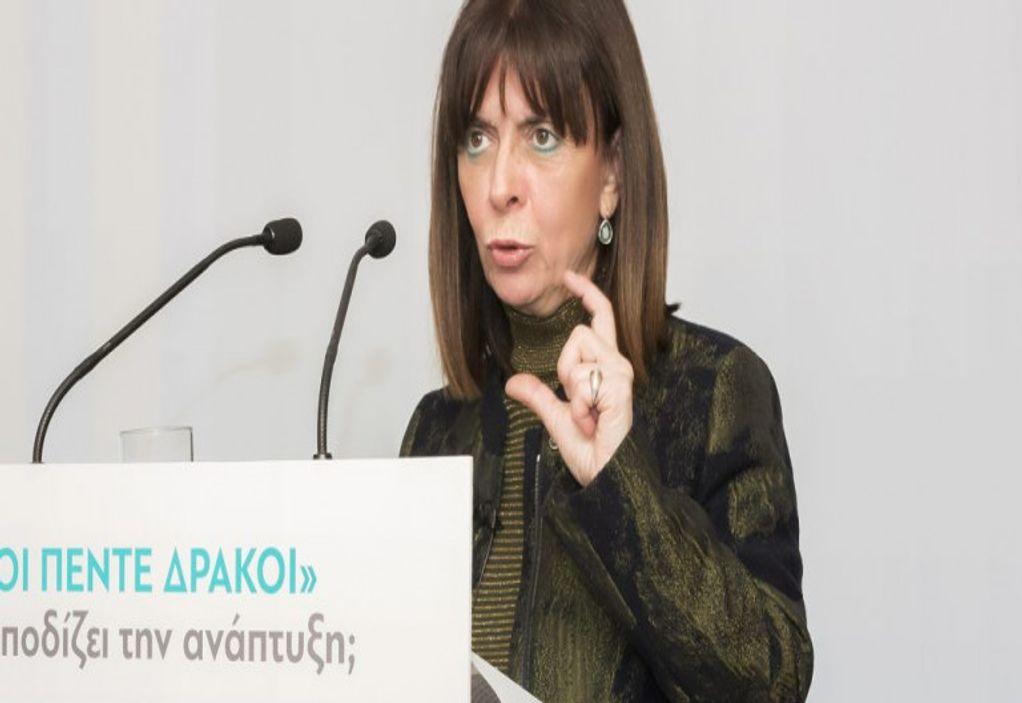 Τι έλεγε η Σακελλαροπούλου στην ΔιαΝΕΟσις (VIDEO)