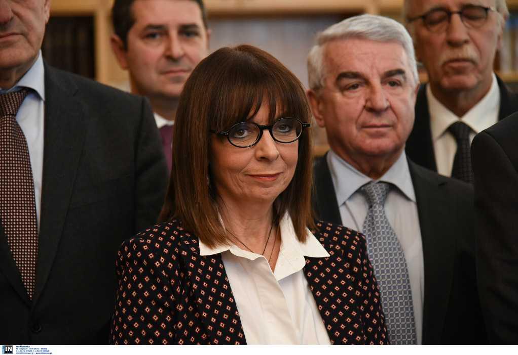 Κ. Σακελλαροπούλου: Προτεραιότητα η ασφάλεια και η οικονομική ανάπτυξη