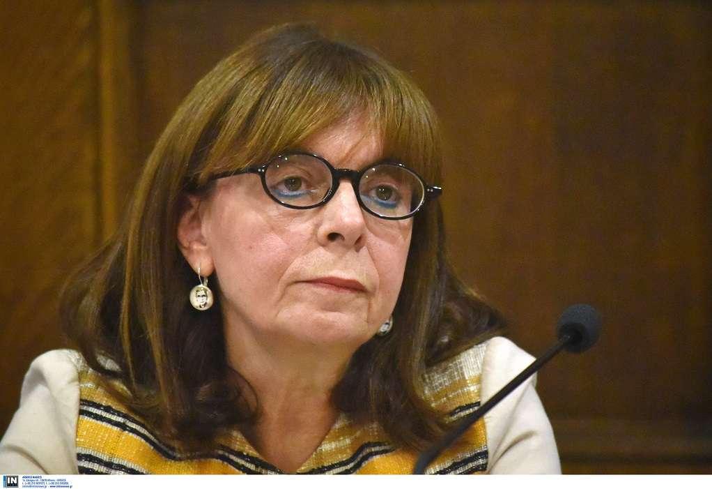Κ. Σακελλαροπούλου: Ιταλία, είμαστε στο πλευρό σου
