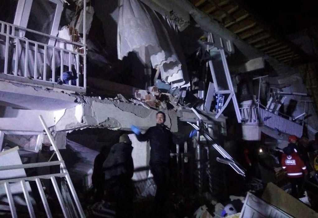 Λέκκας: Ο σεισμός στην Τουρκία δεν έχει σχέση με την Ελλάδα