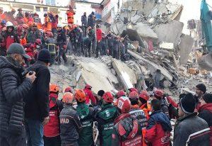 Τουρκία-σεισμός: Στους 38 οι νεκροί – 1.600 οι τραυματίες