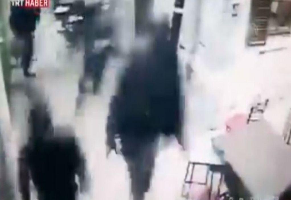 Τουρκία: Η στιγμή του ισχυρού σεισμού (VIDEO)