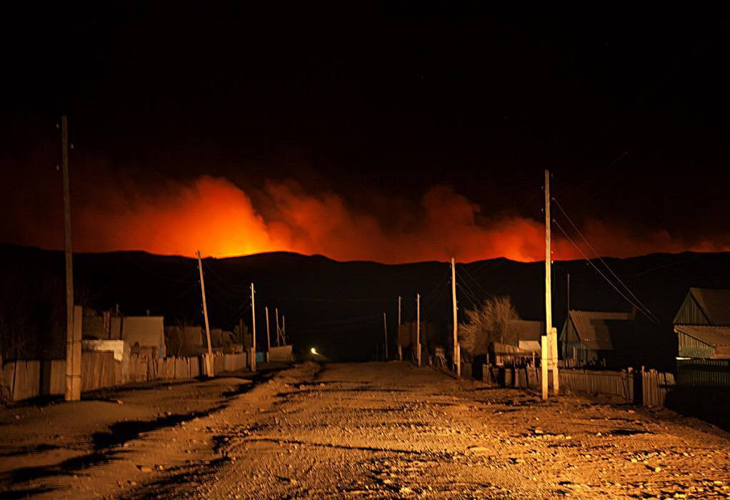 Σιβηρία: Έντεκα νεκροί σε πυρκαγιά