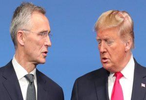 Τραμπ στο ΝΑΤΟ: Χρειάζεται ισχυρή παρουσία στη Μέση Ανατολή
