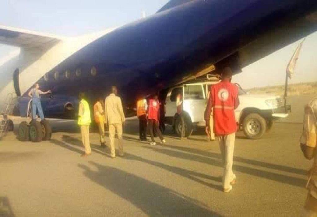 Σουδάν: Συντριβή στρατιωτικού αεροσκάφους