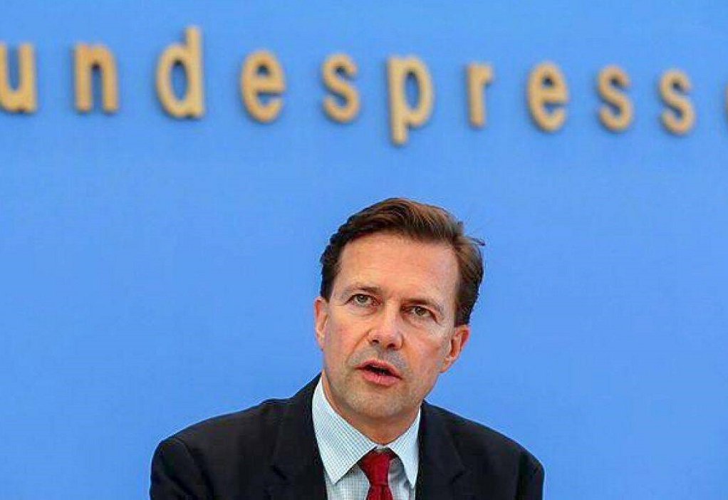 Γερμανία: Απαράδεκτες οι δηλώσεις Ερντογάν εναντίον Μακρόν