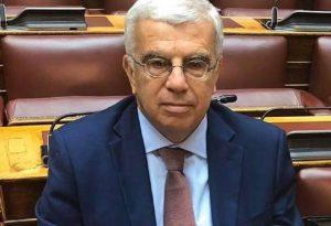 Κορωνοϊός: Πήρε εξιτήριο ο βουλευτής Στράτος Σιμόπουλος