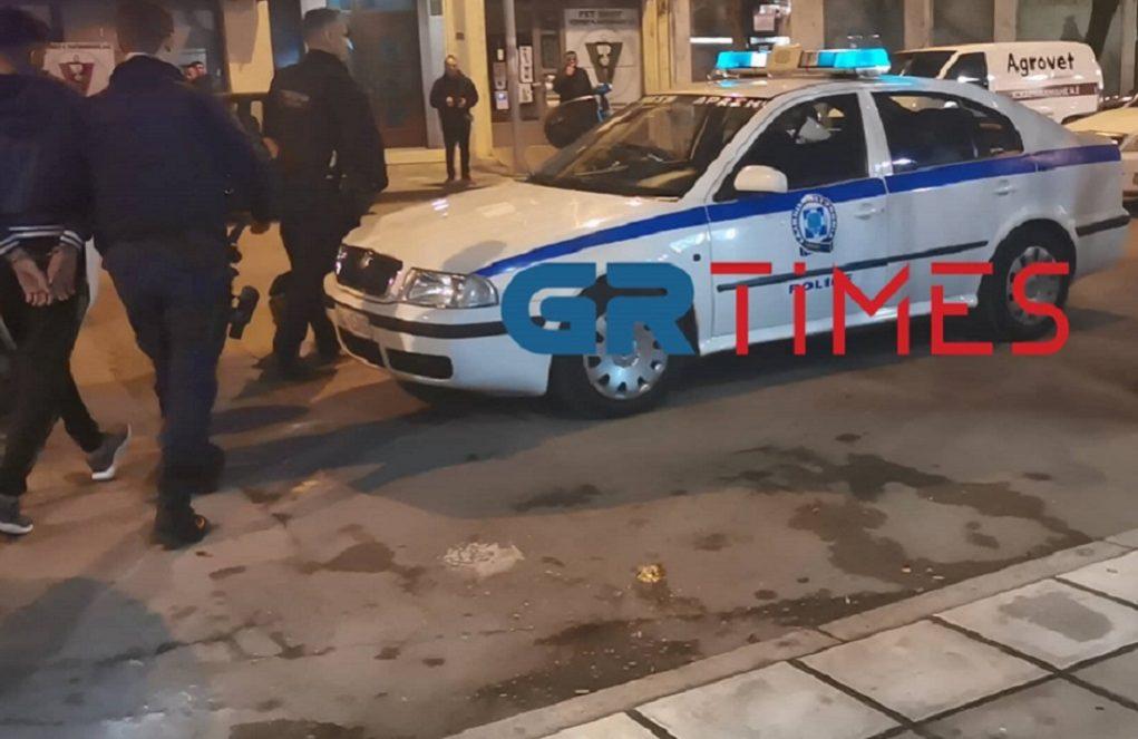 Θεσσαλονίκη: Σοβαρά επεισόδια μεταξύ αλλοδαπών (ΦΩΤΟ-VIDEO)
