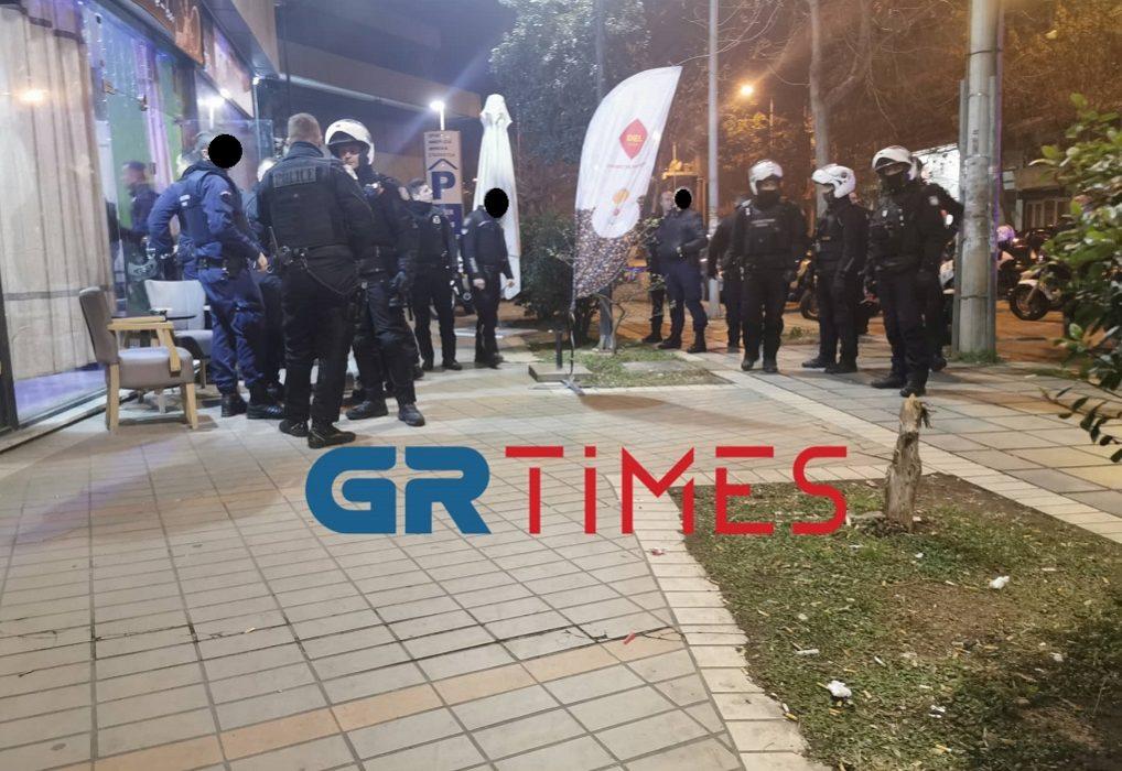 Δύο συλλήψεις για τα επεισόδια στη Γιαννιτσών (ΒΙΝΤΕΟ)