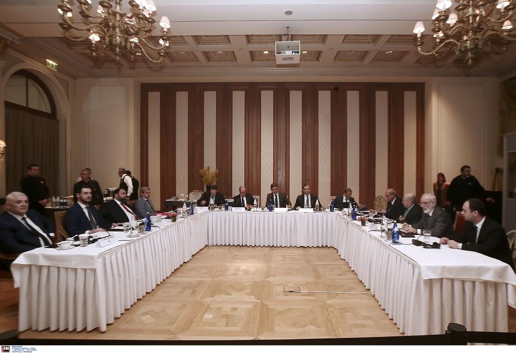 Συνάντηση «Big4»: Εντάσεις και συγκλίσεις
