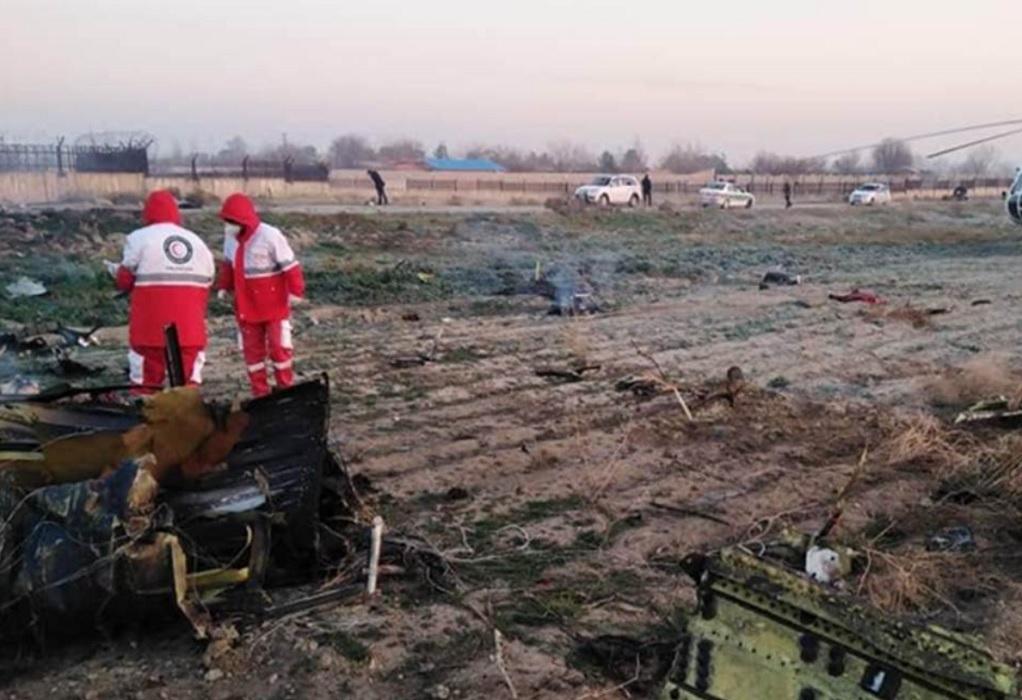 Κατάρριψη Boeing: Η Τεχεράνη επιβεβαίωσε την εκτόξευση πυραύλων