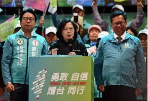 Οι εκλογές στη Ταϊβάν θα κρίνουν τις σχέσεις με την Κίνα