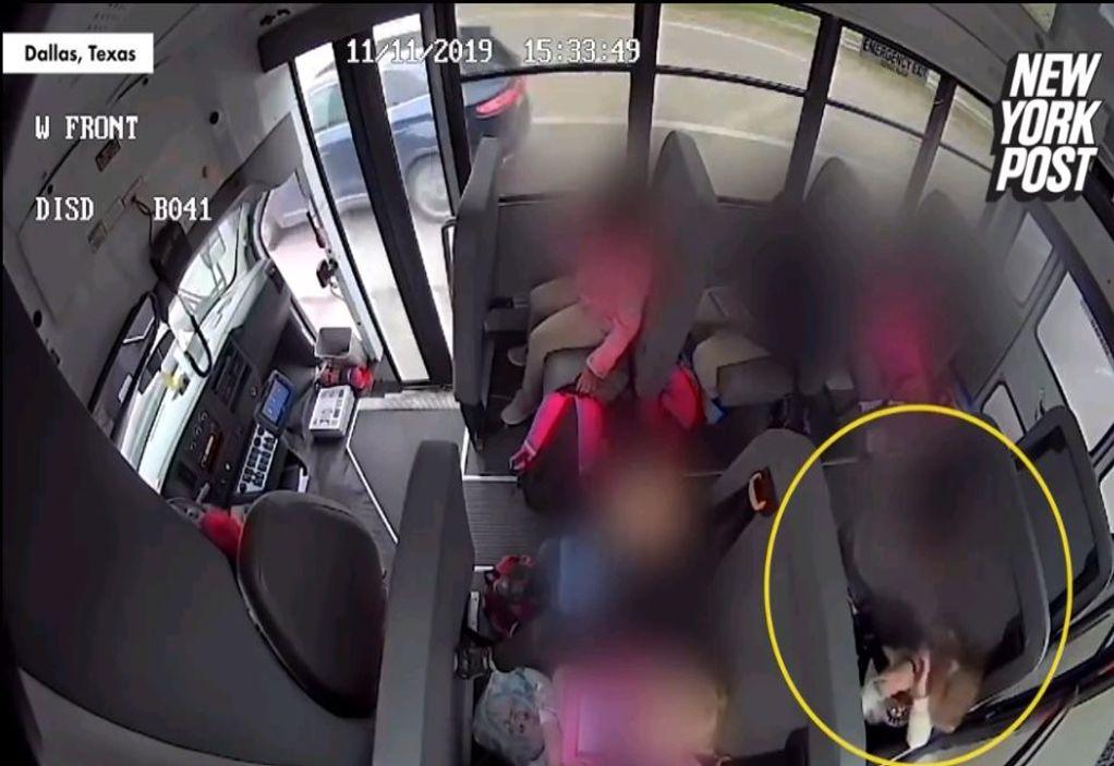ΗΠΑ: Θύμα bullying 5χρονη μαθήτρια μέσα σε λεωφορείο