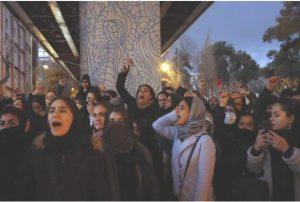 Iραν: Διαδηλώσεις κατά των αρχών