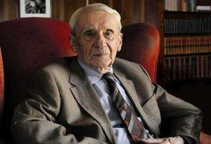 Πέθανε ο συγγραφέας Κρίστοφερ Τόλκιν