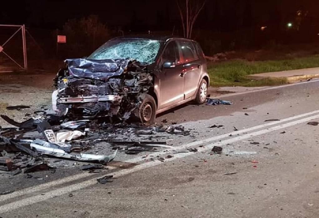 Θεσσαλονίκη: Θανατηφόρο ατύχημα για 21χρονο οδηγό αυτοκινήτου