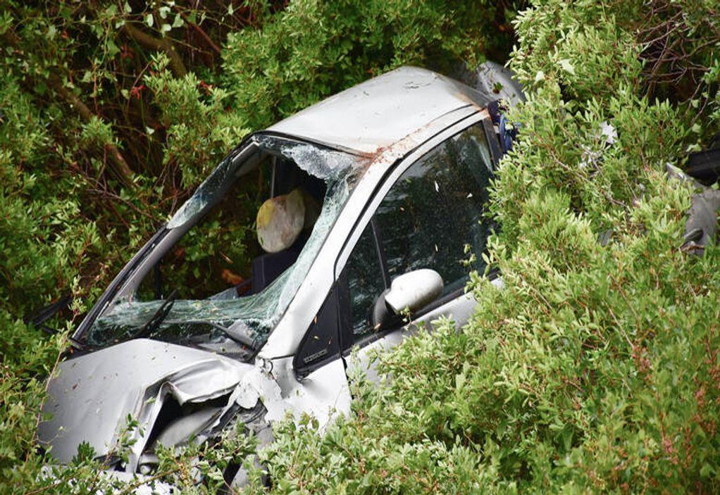 Χαλκίδα: Τροχαίο δυστύχημα με έναν νεκρό