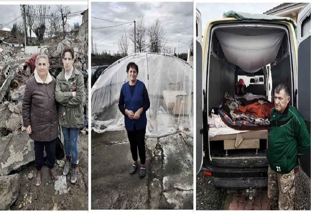Σεισμός Αλβανία: Προσπαθούν να «ξαναχτίσουν» τη ζωή τους