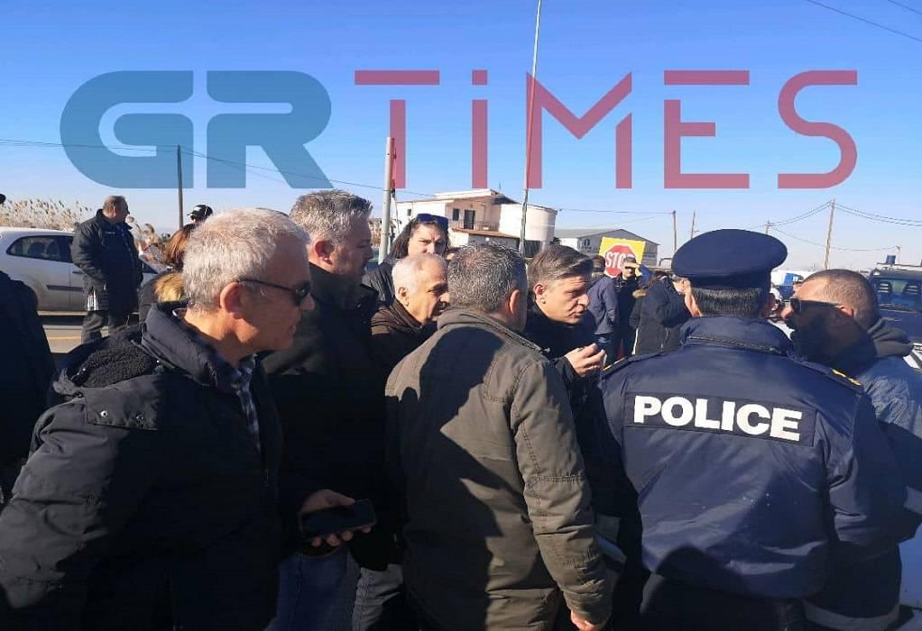 χαλαστρα-διαμαρτυρια-διοδια-4