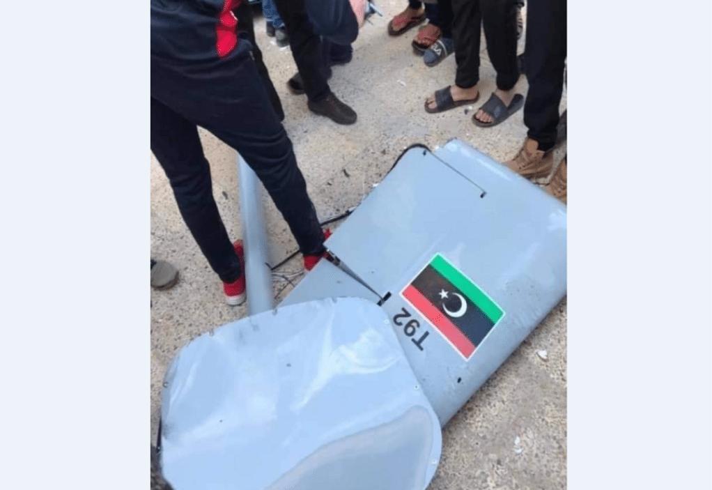 Λιβύη: Ο στρατός του Χάφταρ κατέρριψε τουρκικό drone