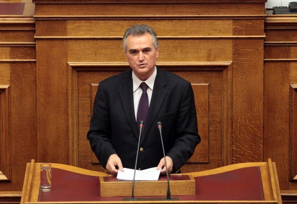 Αναστασιάδης: Ο Τσίπρας στρέφεται εναντίον του ίδιου του Συντάγματος
