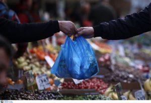 Κατά 98,% μειώθηκε η χρήση πλαστικής σακούλας