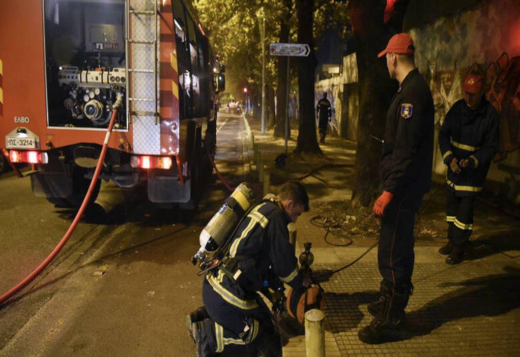 Δύο νεκροί από φωτιές σε Κορωπί και Ξάνθη