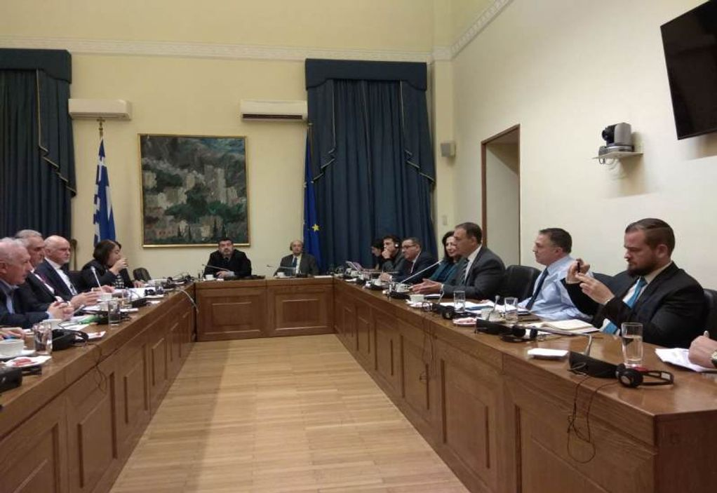 Αναστασιάδης: Κινητοποιείται η Ομογένεια για τις Εκδηλώσεις του 2021