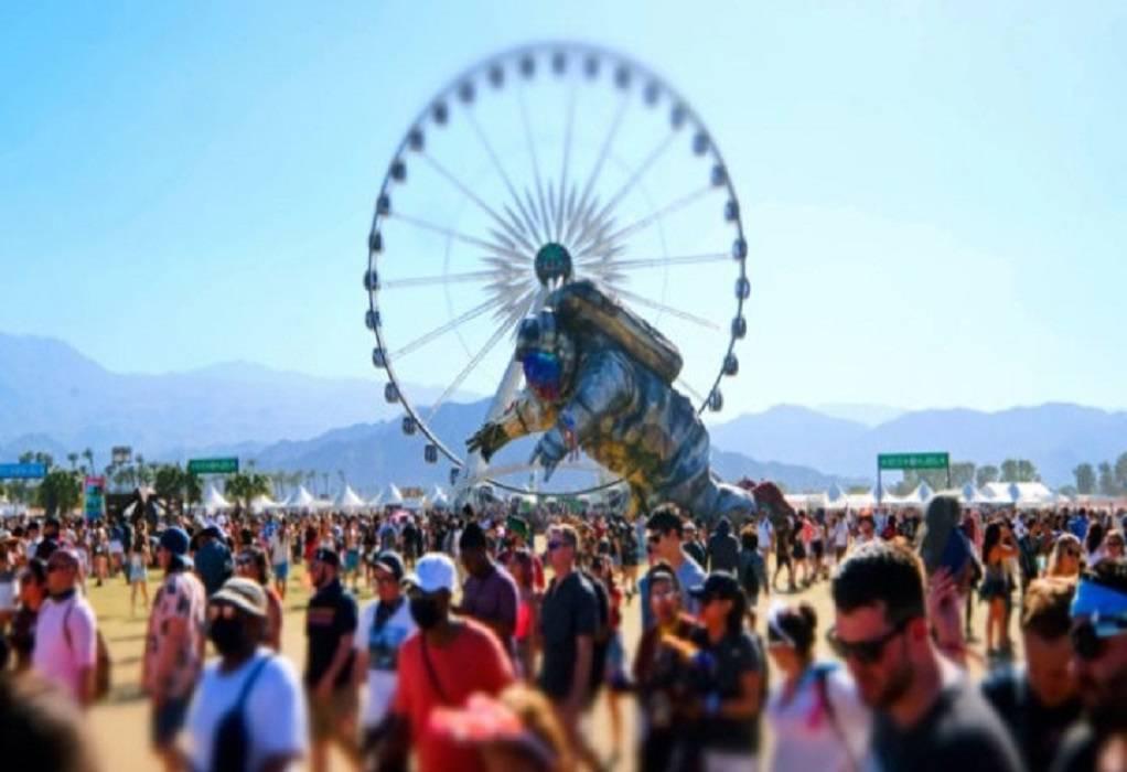 «Coachella»: Πλούσιο και το φετινό πρόγραμμα