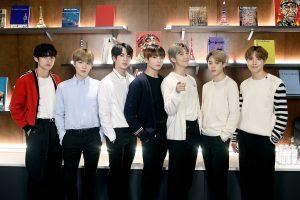 Connect, BTS – Ένα παγκόσμιο πρότζεκτ τέχνης