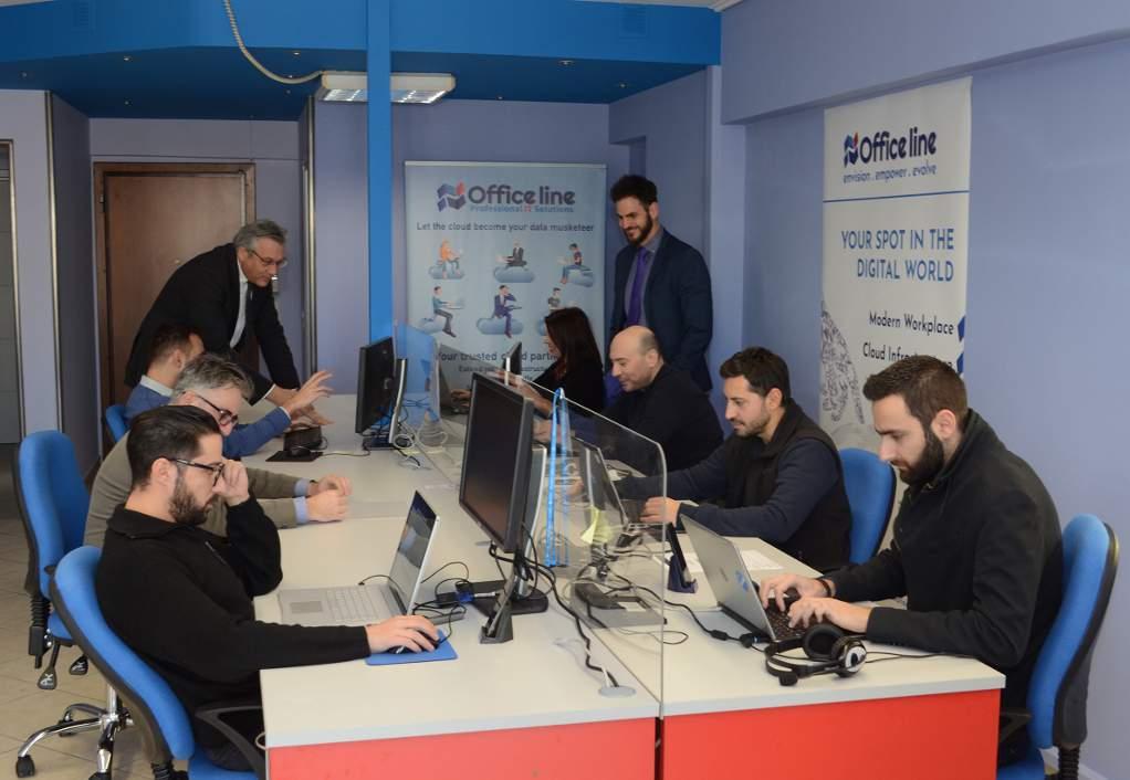 Τechnology Hub από την Office Line AE