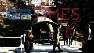 Θεσσαλονίκη: Δωρεά Εφετείου στο Στρατό