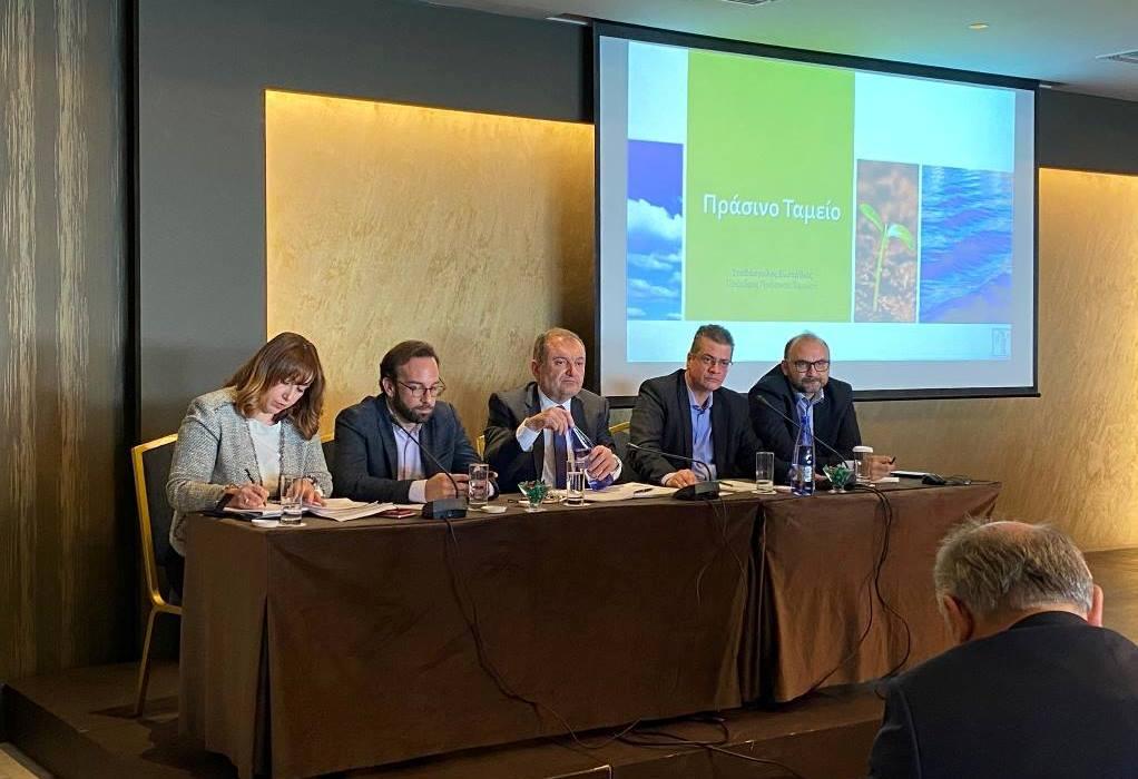 73 εκ. ευρώ σε δήμους για «πράσινη» ανάπτυξη (VIDEO)
