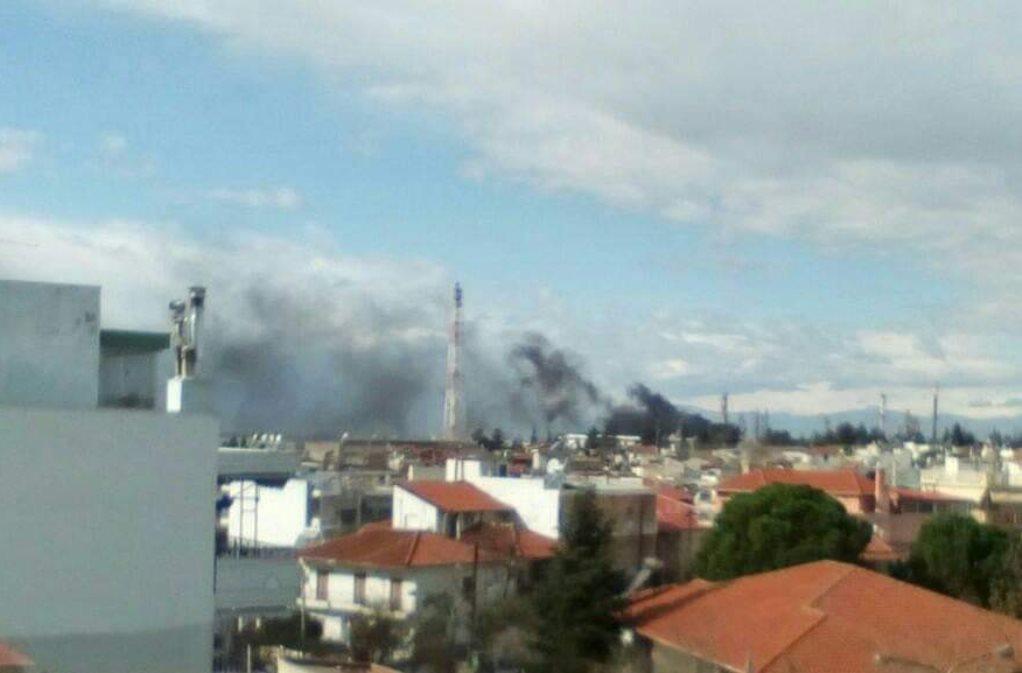Δυτ. Θεσσαλονίκη: Επί ποδός πάλι οι κάτοικοι για τη δυσοσμία
