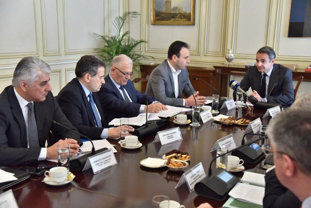 ΚΕΔΕ: Ποια θέματα έθεσαν οι δήμαρχοι στον πρωθυπουργό