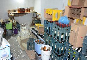 ΕΛ.ΑΣ.: Εξάρθρωση σπείρας με ποτά «μπόμπες» από Βουλγαρία (ΦΩΤΟ+VIDEO)