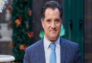 Αδ. Γεωργιάδης: Το Mega το έκλεισε ο Τσίπρας