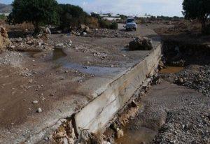 Αντιπλημμυρικά έργα σε Αχαΐα, Ηλεία και Αιτωλοακαρνανία
