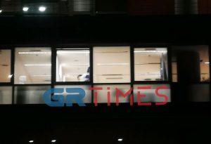 Κοροναϊός: Σε εξέλιξη η απολύμανση στο δημαρχειο Θεσσαλονίκης