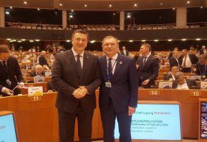 Καϊτεζίδης: Συγχαρητήρια σε Τζιτζικώστα για την εκλογή του