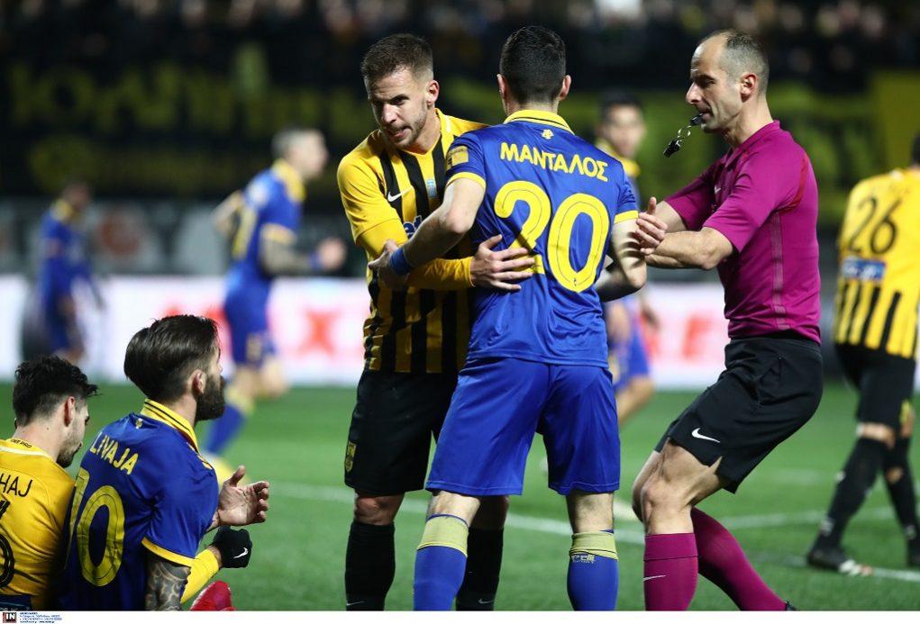Διπλό της ΑΕΚ στο Βικελίδης – Τα αποτελέσματα της Superleague