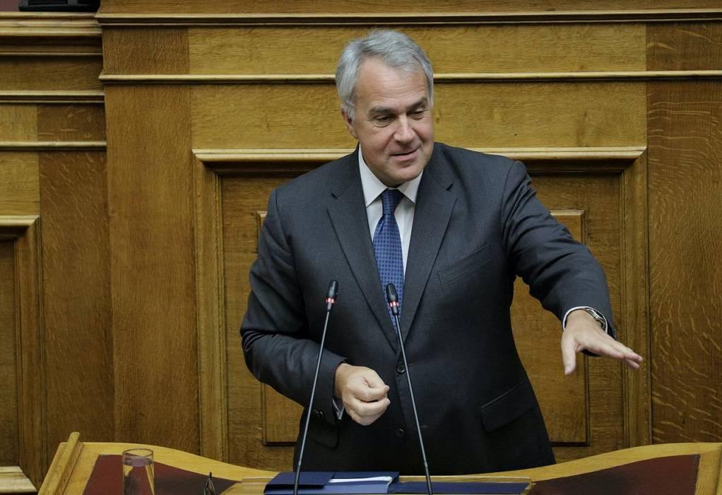 Μ. Βορίδης: Επιστρέφονται 280 εκατ. ευρώ από την ΕΕ