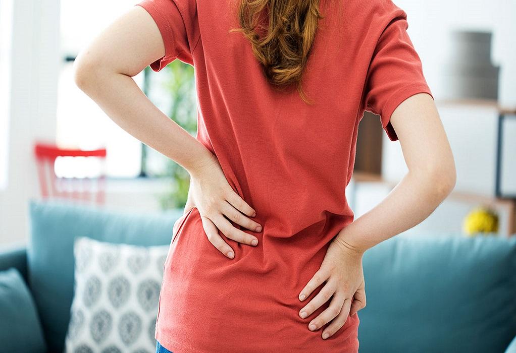 Η έλλειψη αυτής της βιταμίνης εντείνει τον πόνο στη μέση