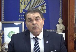 Δήμαρχος Άργους: Σε πλοία να φιλοξενηθούν οι μετανάστες