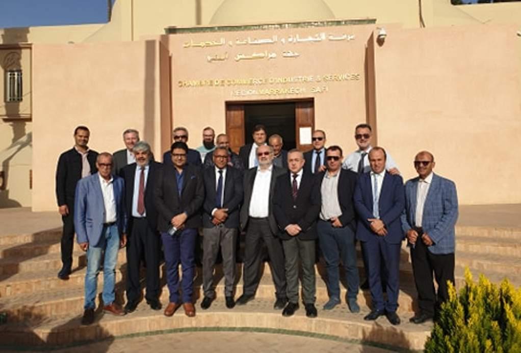 Το ΕΕΘ στο Μαρόκο για την ανάπτυξη συνεργασίας