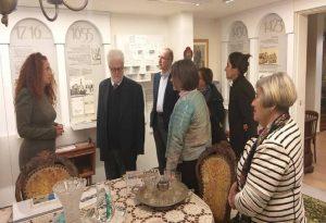Τελ Αβίβ: Συνάντηση Μ. Ελισάφ με Ελληνοεβραίους