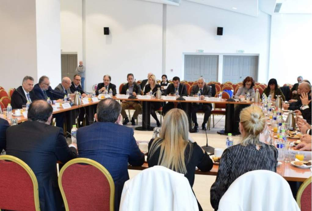 Η νέα διοίκηση της Ένωσης Λιμένων Ελλάδος