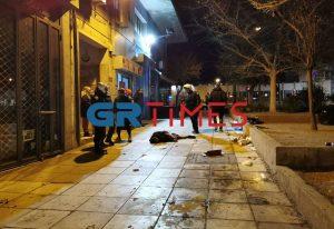 ΣΚΩΘ: Γάγγραινα οι συμπλοκές αλλοδαπών στο κέντρο της Θεσ/νικης