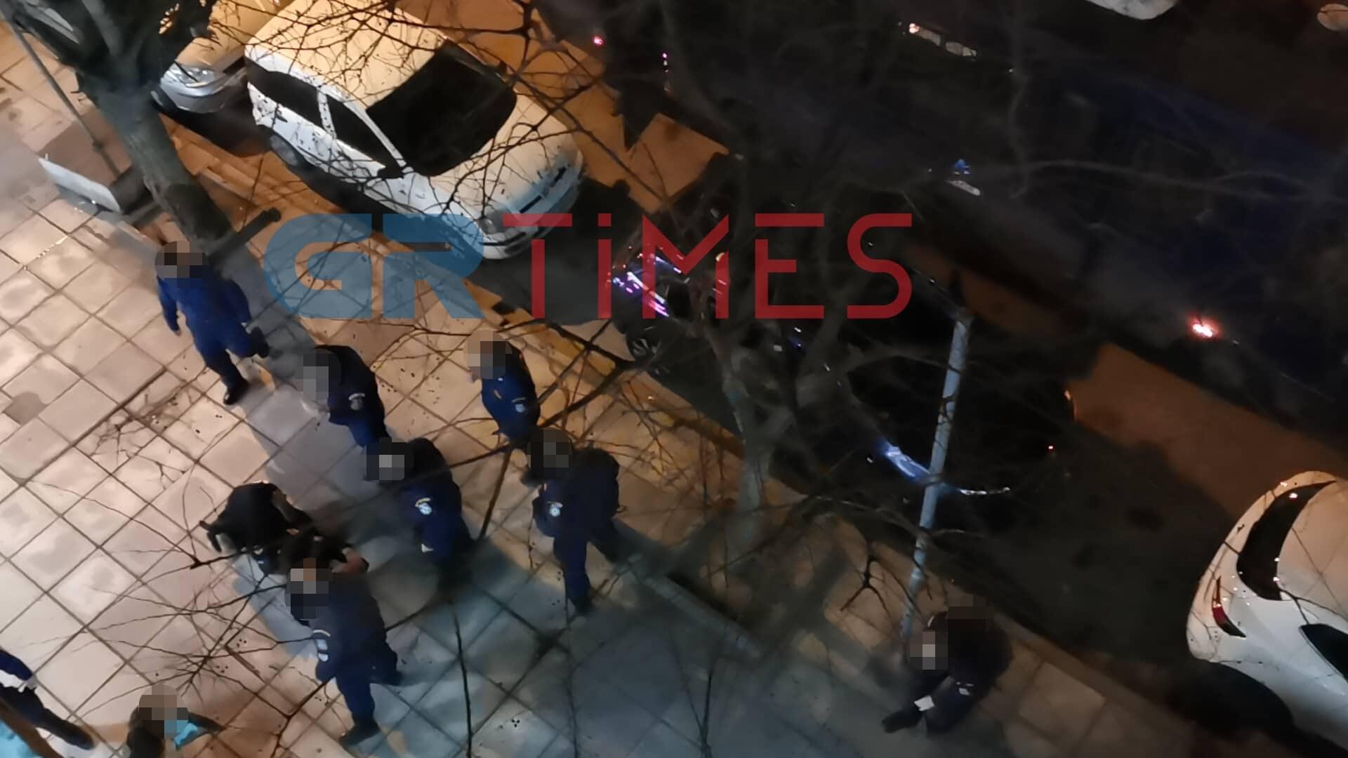 Θεσ/νίκη: Εντοπίστηκαν οι δράστες της αιματηρής ληστείας στη Μοναστηρίου
