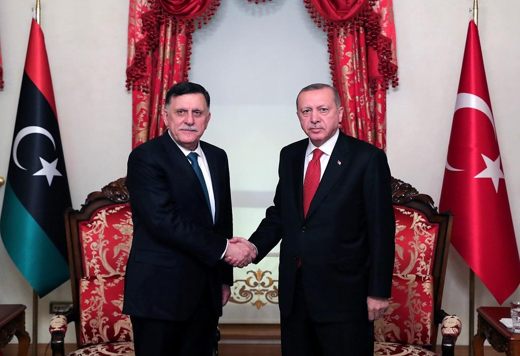 ΟΗΕ: Επισημοποιεί το μνημόνιο μεταξύ Τουρκίας-Λιβύης